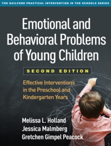 Image of Emotional and Behavioral Problems of Young Children, Second Edition : Effective Interventions in the Preschool and Kindergarten Years