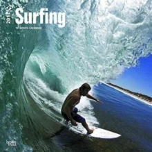 SURFING 2017 WALL CALENDAR,