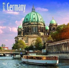GERMANY 2017 WALL CALENDAR,