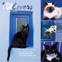 CAT LOVERS 2017 WALL CALENDAR,