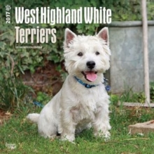 WEST HIGHLAND WHITE TERRIERS 2017 WALL C,