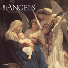 ANGELS 2017 WALL CALENDAR,