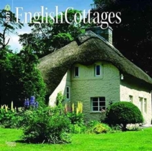 ENGLISH COTTAGES 2017 WALL CALENDAR,