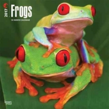FROGS 2017 WALL CALENDAR,