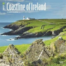 COASTLINE OF IRELAND 2017 WALL CALENDAR,