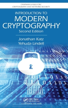 Introduction to Modern Cryptography, Hardback