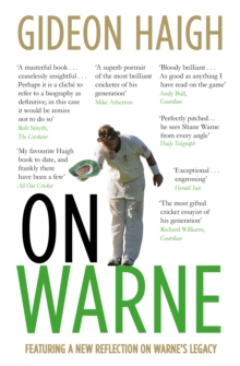 On Warne, Paperback Book