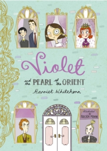 Violet and the Pearl of the Orient, Paperback
