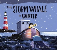 The Storm Whale in Winter, Hardback Book