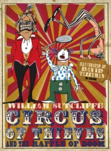 Circus of Thieves and the Raffle of Doom, Paperback Book