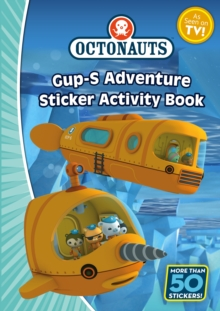 Octonauts: The Gup-s Adventure Sticker Activity, Paperback