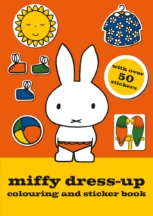Miffy Dress-Up Colouring and Sticker Book, Paperback Book