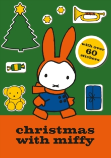 Christmas with Miffy: Sticker Activity Book, Paperback