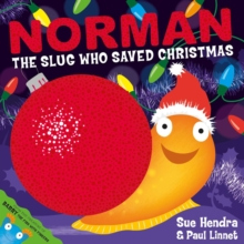 Norman the Slug Who Saved Christmas, Paperback