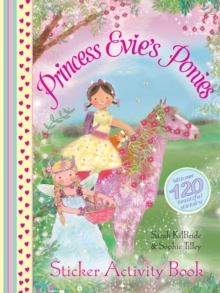Princess Evie Sticker Activity Book, Paperback