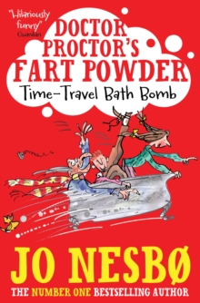 Doctor Proctor's Fart Powder: Time-Travel Bath Bomb, Paperback