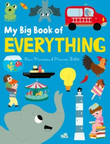 My Big Book of Everything, Board book