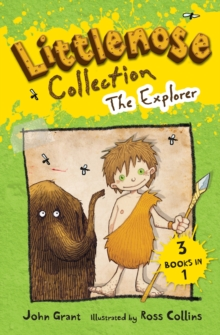 Littlenose Collection: The Explorer, Paperback