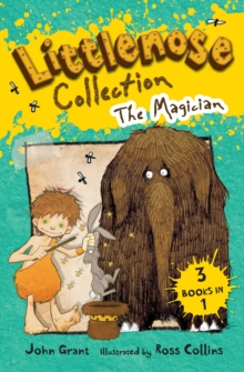 Littlenose Collection: The Magician, Paperback