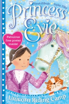 Princess Evie: the Unicorn Riding Camp, Paperback Book