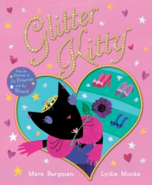Glitter Kitty, Paperback Book
