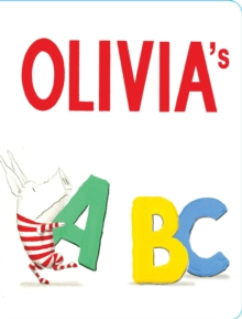 Olivia's ABC, Board book