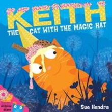 Keith the Cat with the Magic Hat, Board book Book