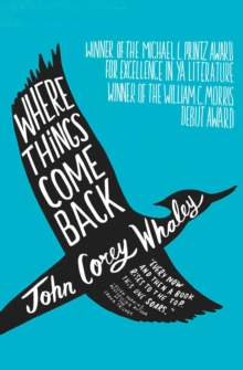 Where Things Come Back, Paperback Book