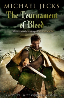 The Tournament of Blood, Paperback Book