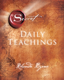 The Secret Daily Teachings, Hardback Book