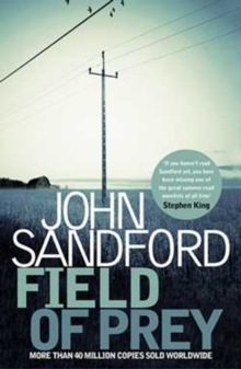 Field of Prey, Paperback Book