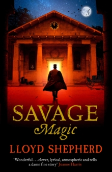 Savage Magic, Paperback Book