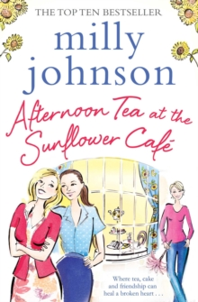 Afternoon Tea at the Sunflower Cafe, Paperback