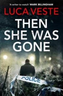 Then She Was Gone, Paperback