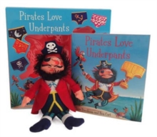Pirates Love Underpants Book & Plush, Novelty book