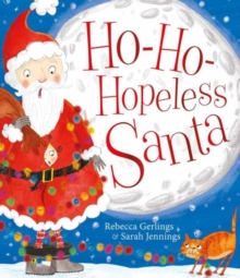 Ho-Ho-Hopeless Santa, Paperback Book