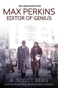 Max Perkins : Editor of Genius, Paperback