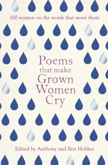 Poems That Make Grown Women Cry, Paperback
