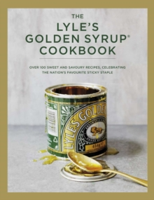Lyle's Golden Syrup Cookbook, Hardback