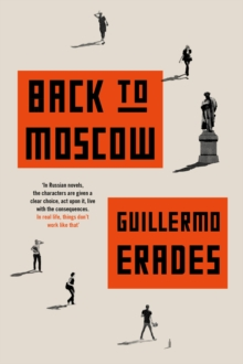 Back to Moscow, Hardback Book