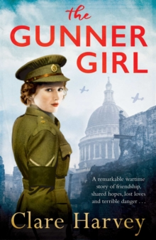 The Gunner Girl, Hardback Book