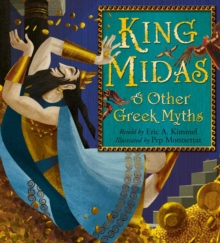 King Midas & Other Greek Myths, Paperback Book