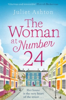 The Woman at Number 24, Paperback Book
