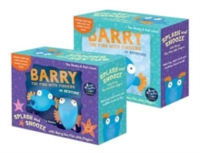 Splash and Snooze with Barry the Fish with Fingers, Novelty book Book