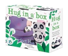 Hug in a Box, Novelty book Book