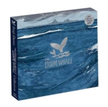 The Storm Whale Slipcase : The Storm Whale in Winter, Hardback