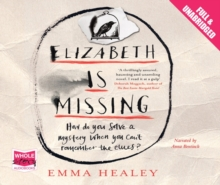 Elizabeth is Missing, CD-Audio