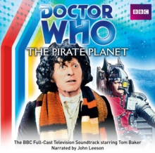Doctor Who: The Pirate Planet : (TV Soundtrack), CD-Audio
