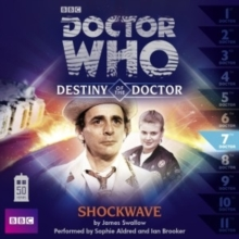 Doctor Who: Shockwave (Destiny of the Doctor 7), CD-Audio