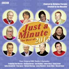 Just a Minute: The Best of 2013, CD-Audio